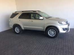 2013 Toyota Fortuner 3.0D-4D 4x2 (M)