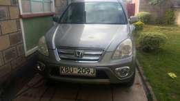 Honda crv - low mileage