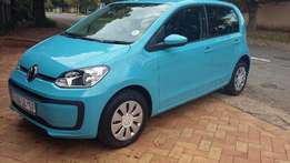 2017 VW UP move up