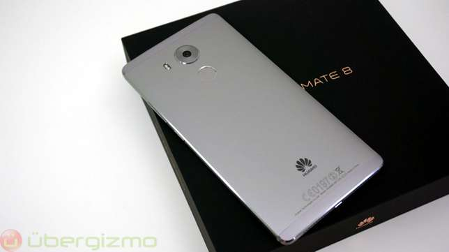 Huawei Mate 8 64GB,brand new and sealed with FREE delivery Nairobi CBD - image 2