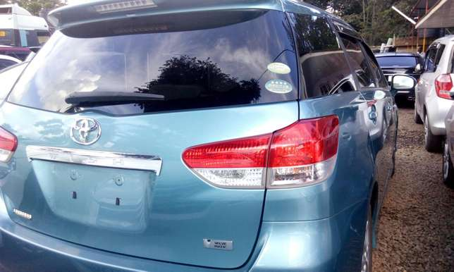 Toyota wish new shape Valmatic on sale Kileleshwa - image 2