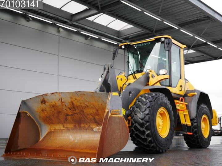 Volvo L70H Clean and ready for work - 2016