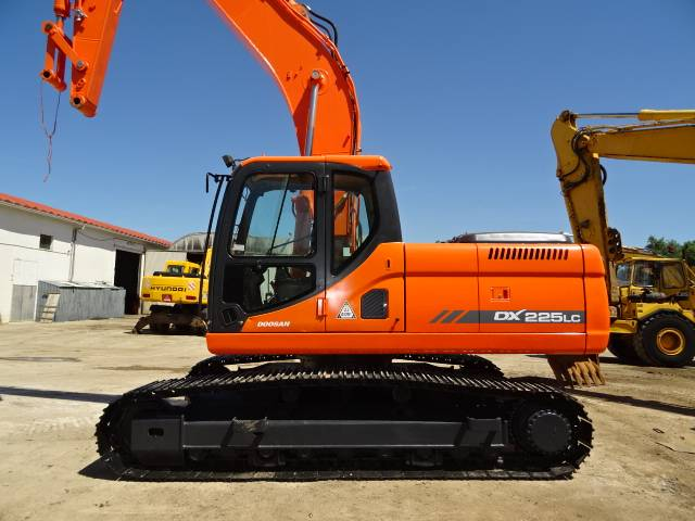 Dossan Dx225lc-3 - 2011
