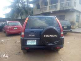 Honda CRV 2003 model for sale