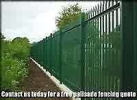 Palisade Fencing Pretoria And Wooden Gates