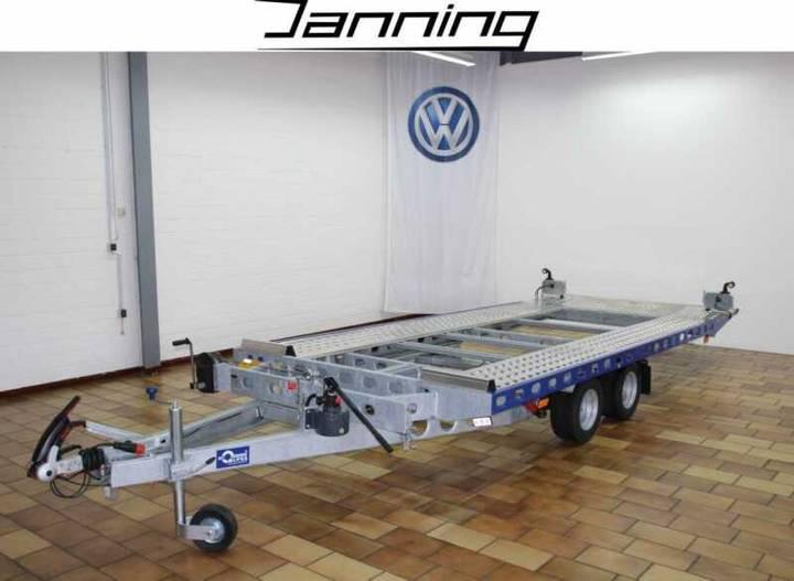 Blyss Merkur Fahrzeugtransporter 460x230x3cm 3.000kg - 2019