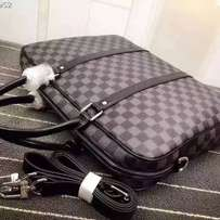 LV laptop bag for unisex