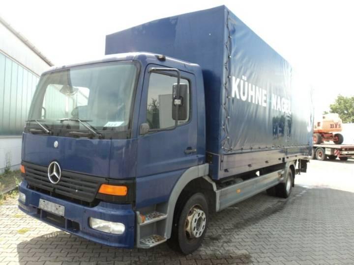 Mercedes-Benz Atego  1223  OM 906 LA - 2004