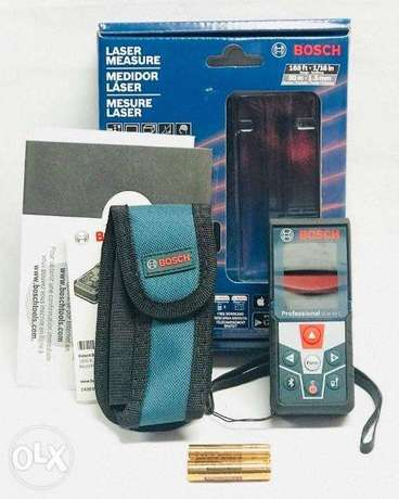 Brand New Bosch GLM50 C Bluetooth Enabled Laser Distance Measure w/ Co