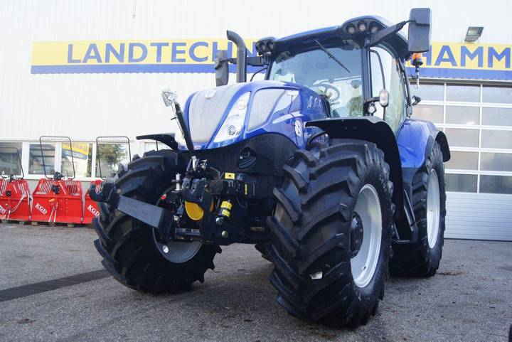 New Holland T6.180 Deluxe - 2018