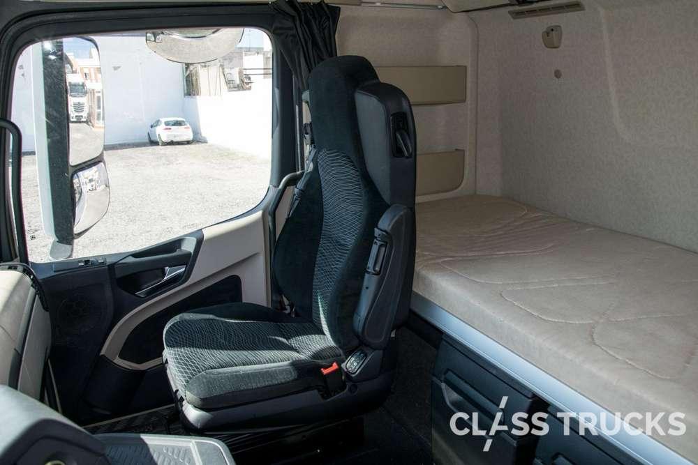 Mercedes-Benz Actros 1848 LS 4x2 BigSpace RETARDER, Side Skirt - 2017 - image 8