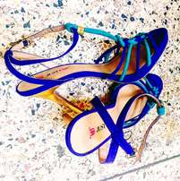 Genuine Just Fab Shoes High heels