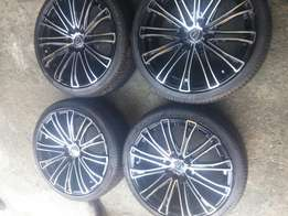 Chris New secondhand tyres for sale..
