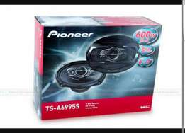 Pioneer 600w 6/9 brand new