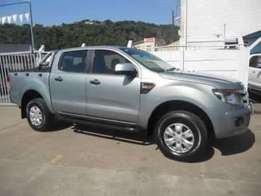 2013 Ford Ranger 2.2 TDCi XLS Pu D/cab for sale
