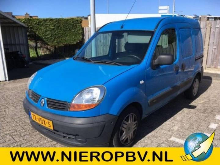 Renault Kangoo 1.6 Benzine Invalide Aangepaste Advertentie, Zie - 2007