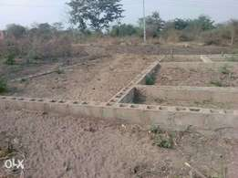 For Sale: 4 Bedroom Foundation at Second Avains Oleyo Road Ibadan.