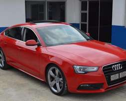 2013 Audi A5 2.0T SPORTBACK for sale accident free with full service