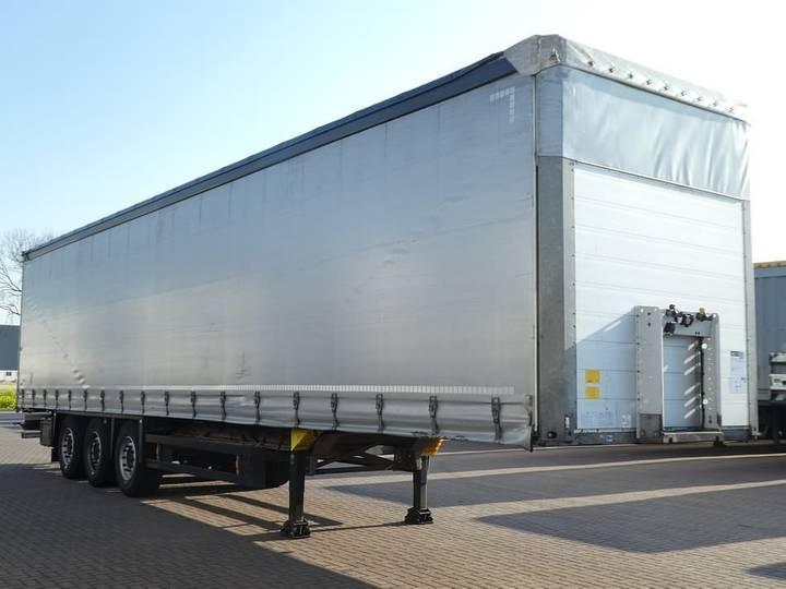 Schmitz Cargobull SCS 24/L-13.62 CEB coil - 2016