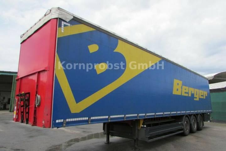 Berger SAPL 24 LTN - Tautliner - Zertifikat Nr.: 342 - 2014