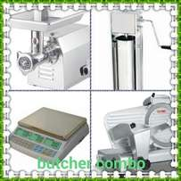 All butchery equipment brand new at wholesale prices