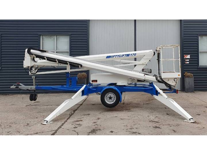 Niftylift 170 HDE - 2002