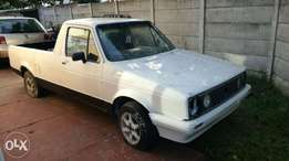 1.8 VW Caddy for Sale