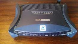 Billion 7401VGP ADSL router