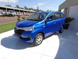 Toyota avanza wanted 1.5sx