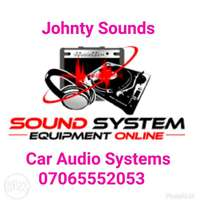 Car Audio Systems and Home Entertainment