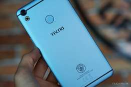 Tecno CX Manchester city Edition,brand new and seald in a shop