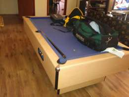 Pool Table Marble Top