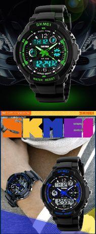 5d8c10ba06baba SKMEI Sportowy Zegarek S-SHOCK Męski Wodoodporny Toruń - image 6