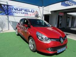 2014 RENAULT CLIO IV 900 T EXPRESSION 5DR (66KW) 39200km's.