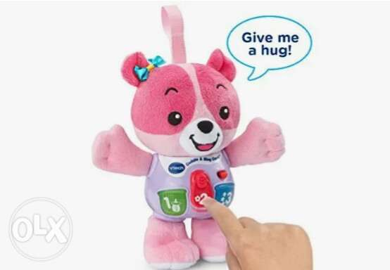 Vtech cuddle and sing cora