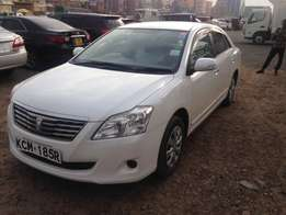 Toyota Premio pay 60% n 8months installments at a slight price change