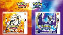 Looking for pokemon sun or pokemon moon