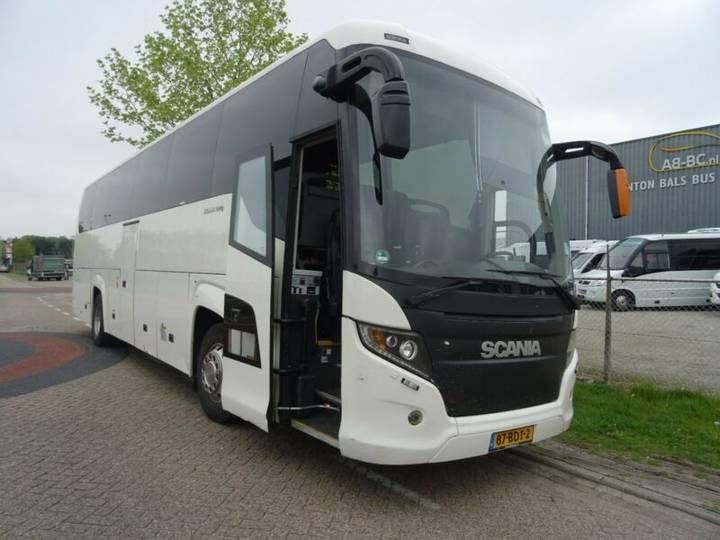 Scania Higer Touring EURO6 49+1+1 Sitze - 2014