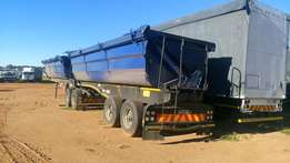 Side Tipper Trailer For Sale