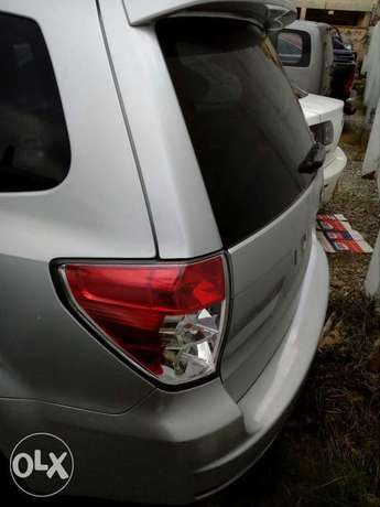 Turbo charged subaru forester grey color new plate number fresh import Mombasa Island - image 4