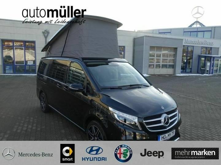 Mercedes-Benz V 250 d Marco Polo Horizon Edition AHK*7Sitzer* - 2019