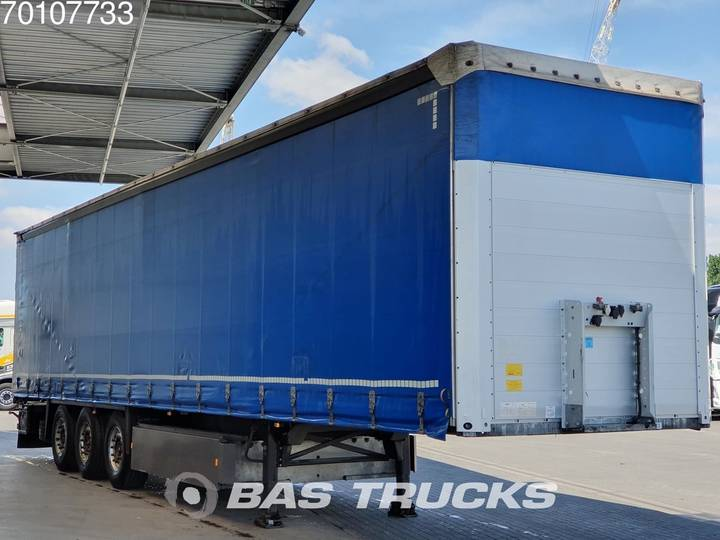 Schmitz Cargobull S01 3 axles Liftachse Coilmulde Palettenkasten - 2011 - image 3