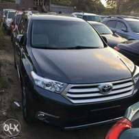 Toks Toyota Highlander Limited