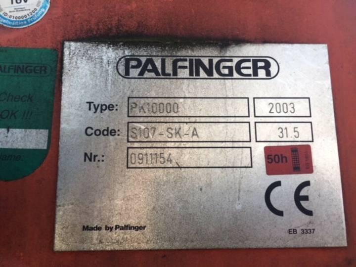 Palfinger PK 10000 - 2003 - image 2