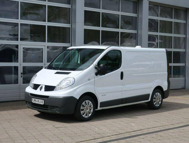 Renault Trafic 2.0 dCi Top Regale/ Klima/ Standheiz - 2012