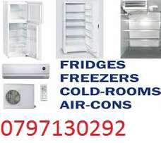 Fridges Repair, Air-Cons, Cold Rooms Repair Pretoria,Centurion,Midrand