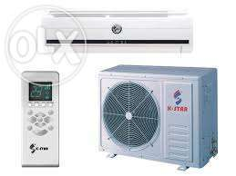 Airconditions installations and services