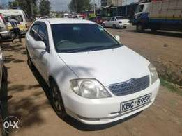 Toyota Nze,very clean condition. Buy and drive