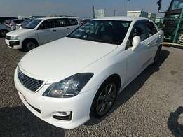 Toyota Crown Athlete 2009 Model Automatic White KCK