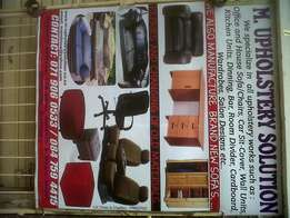 Upholstery solutions